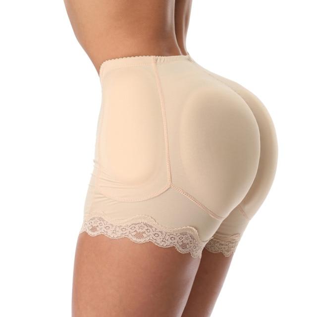 ZYSK Women Tummy Control Panties Fake Hip Padded Butt Lifter Panty Ass Underwear Shapewear Slimming Body Shaper Plus Size 6XL