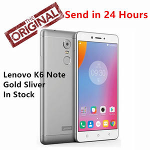 Lenovo K6 Note 3G 32gb CDMA2000/WCDMA/LTE/.. Adaptive Fast Charge Octa Core Fingerprint Recognition