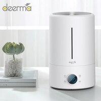 Original Deerma 5L Luftbefeuchter Haushalt Ultraschall Diffusor Luftbefeuchter Aromatherapie Humificador Für Office Home