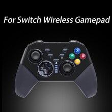 אלחוטי Gamepad עבור מתג Bluetooth בקר ג ויסטיק עבור מתג פרו אלחוטי בקר Bluetooth קונסולת ג ויסטיק למחשב