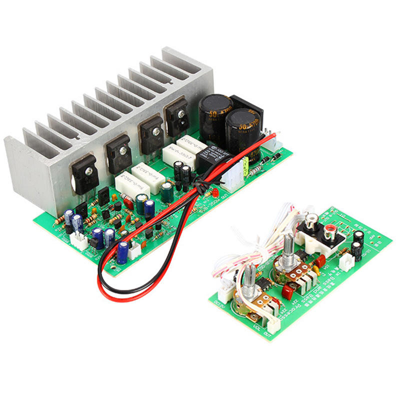 SUB 350W Subwoofer Power Amplifier Board Mono High Quality Power Amplifier Board Finished DIY Speaker Power Amplifier Board|Speaker Accessories| |  - title=