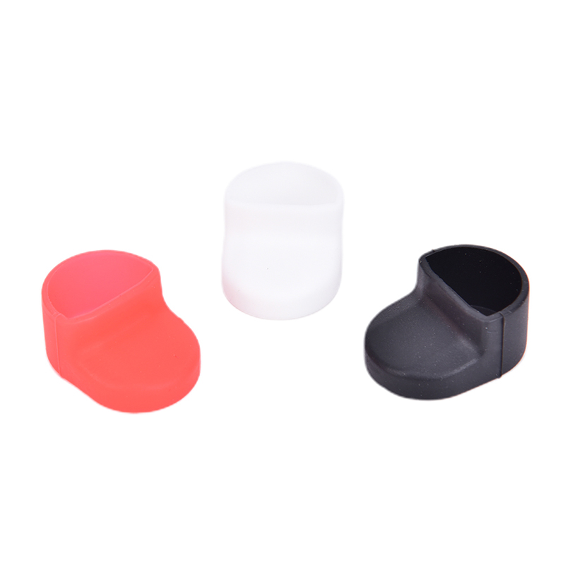 1pc Silicone Cover Elect For Scooter M365 Outdoor Electric Scooter Accessories Rear Fender Hook After Pedal Fender Shield