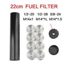 1 комплект 1/2 28 5/8 24 20 m14x1 m14x15 автомобильный топливный