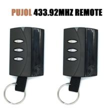Pujol controle remoto 433.92mhz 2 pacote