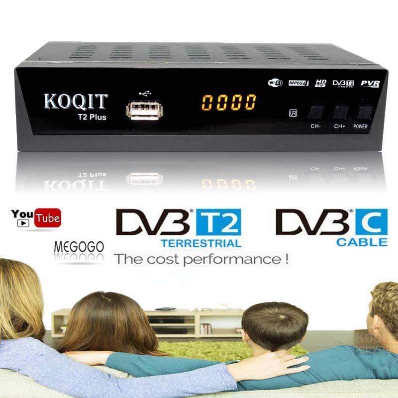 Préfixe DVB C décodeur câble dvb t2 Tv Tuner décodeur Dvb T2 Wifi récepteur iptv numérique TV box dvb-t2 dvb-c Tuner Dvbt2 Youtube