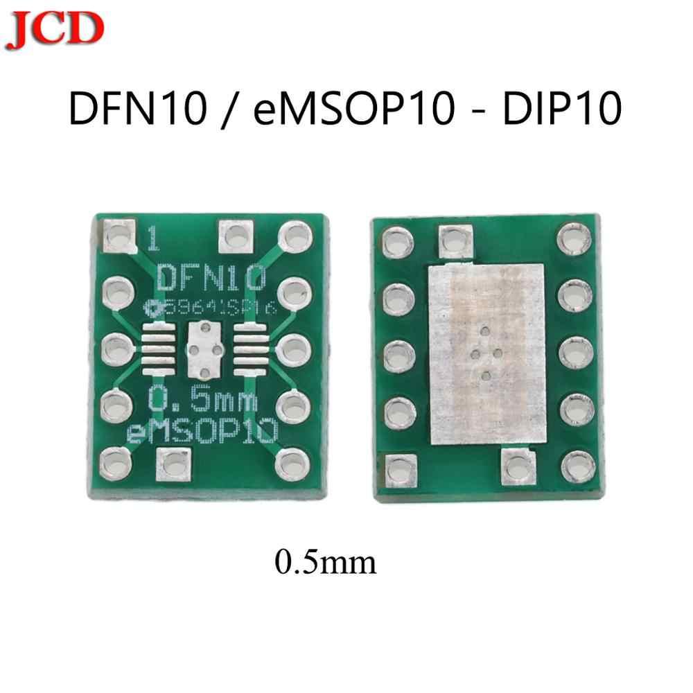 Decyzja wspólnego komitetu eog nowej płyty PCB, zestaw SMD zwrócić się do DIP SOP MSOP SSOP TSSOP SOT23 8 10 14 16 20 24 28 SMT, aby zanurzyć SMD zwrócić się do adaptera DIP konwerter