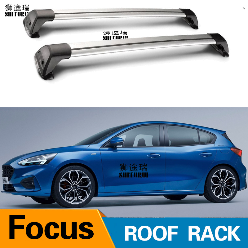 CLEARANCE EQUIP ROOF BARS ROOF RACK FITS FORD FOCUS MKIII ESTATE 2011/>