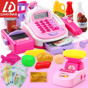 Supermarket Cash Register Toy