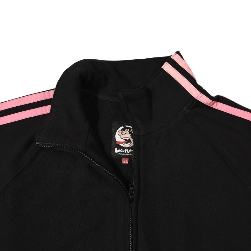 On sale Men's sportwear Sporting Fitness clothing Winter Thick Warm Fleece Zipper Coat for Mens SportsWear Casual Couple Jacket - 6