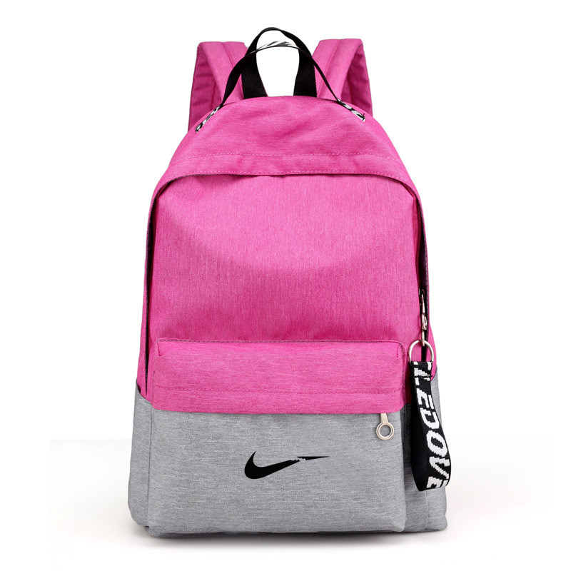 Backpack Bag Couple Nylon Just Logo Women Original And Solid Cloth Frete Gratis Break-It