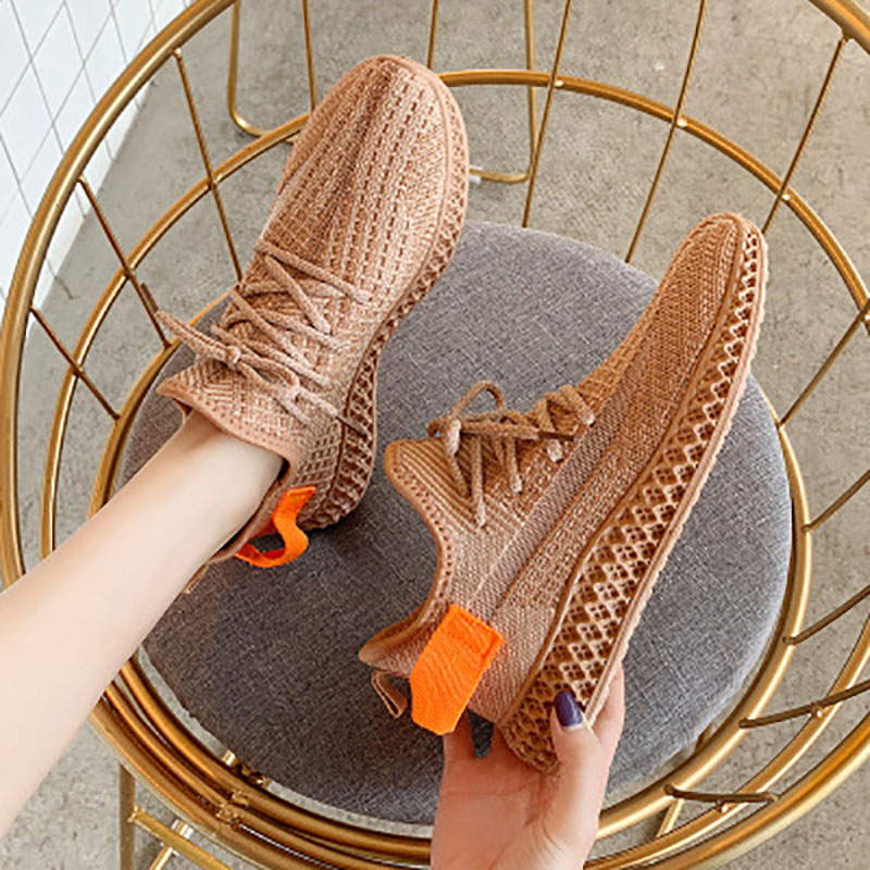 2021 Women's Sports Shoes Outdoor Light Breathable Sneakers Casual Women Walking Shoes Original Anti slip Running female Shoes