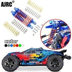 TRAXXAS 1/10 SLASH 4X4 Rustler aluminum alloy L=102MM Rear  shock absorber #5862