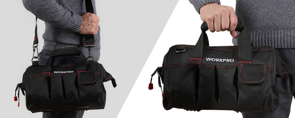 WORKPRO Bag Easy to handle