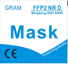 10PCS CE Certification FFP2 Face Mask 5 Layers Anti Germ Anti Infection KN95 Mouth Mask Protective Masks Same as KF94 N95