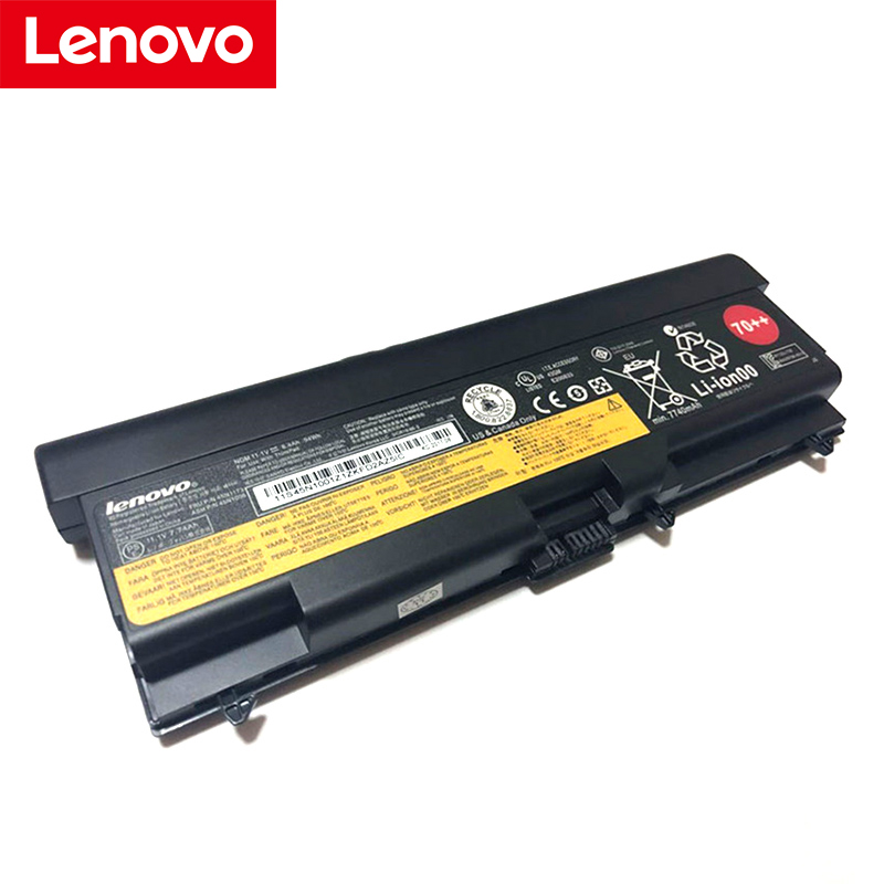 <font><b>Lenovo</b></font> Original Laptop <font><b>Battery</b></font> For <font><b>Lenovo</b></font> ThinkPad T430 T430I T530 T530I W530 SL430 SL530 <font><b>L430</b></font> L530 45N1007 45N1006 45N1011 image