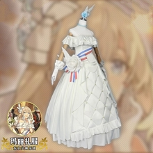 Fate Grand Order Orchestra Marie Antoinette Cosplay Costume Girls Gorgeous Fancy Dress Outfit Halloween Costumes for Women стоимость