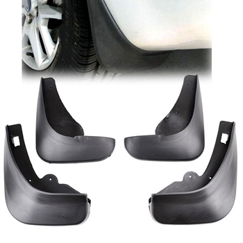 Fit for ford Focus 2 Mk2 Mk2.5 Saloon Sedan 2005-2011 Mudflaps Mud Flap Splash Guards Front Rear 2006 2007 2008 2009 2010 image