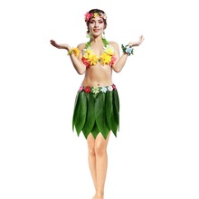 Artificial Decoration Hawaiian Luau Theme Party Summer DIY Decorations Holiday Wedding Favor Dress Decor