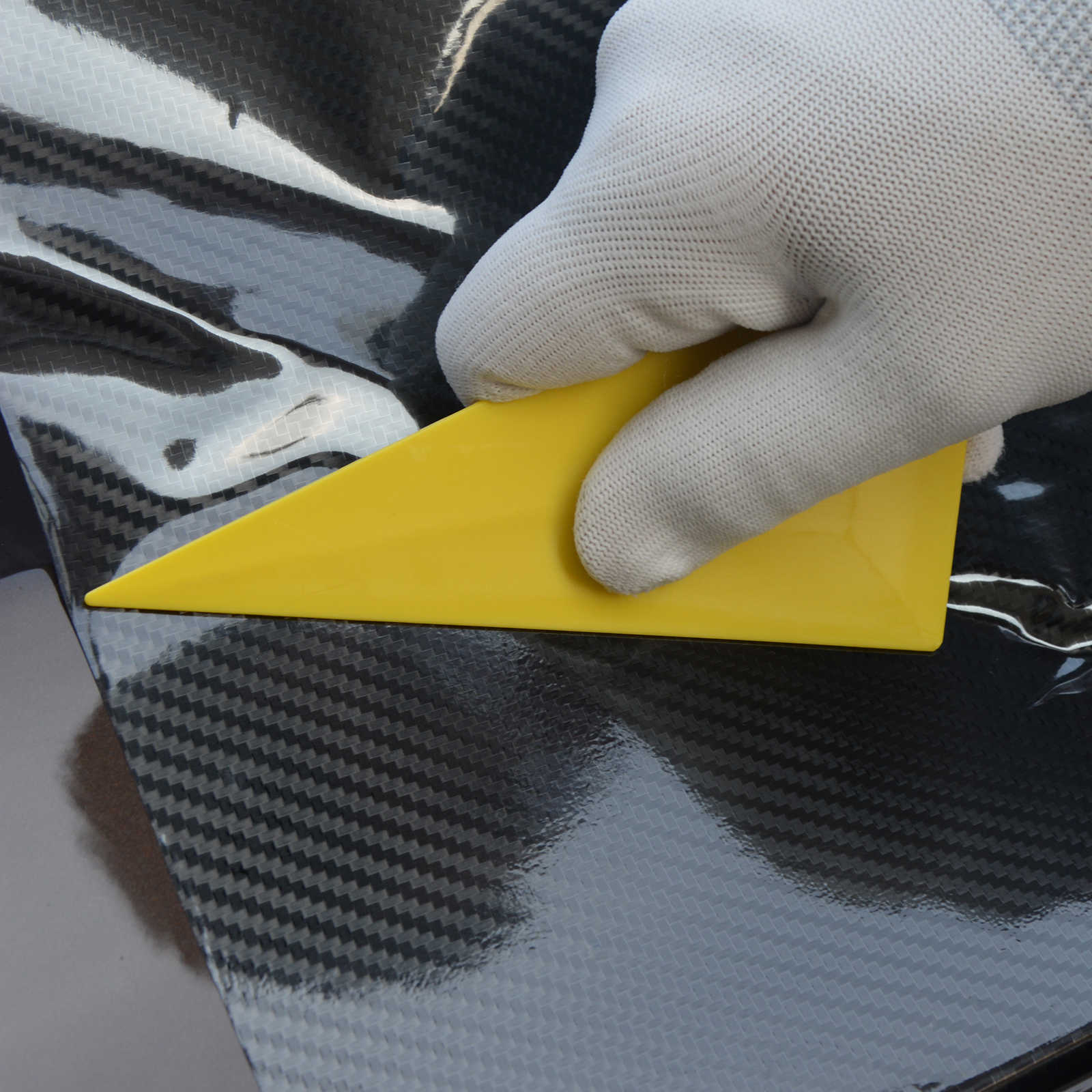 Foshio Car Wrapping Magnetische Zuigmond Gereedschap Kit Auto Sticker Styling Tool Vinyl Wrap Folie Film Cutter Window Tinting Tool Set