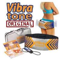 110 v à 220 v ceinture chaleur vibration massage graisse réduisant les produits de graisse corporelle
