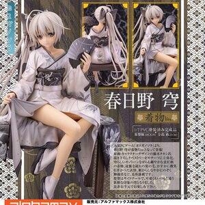 Image 1 - Alphamax Yosuga No Sora Sora Kasugano Kimono Ver. Nhựa PVC Anime Hình Đồ Chơi Mô Hình Cô Gái Sexy Sưu Tập Búp Bê Tặng