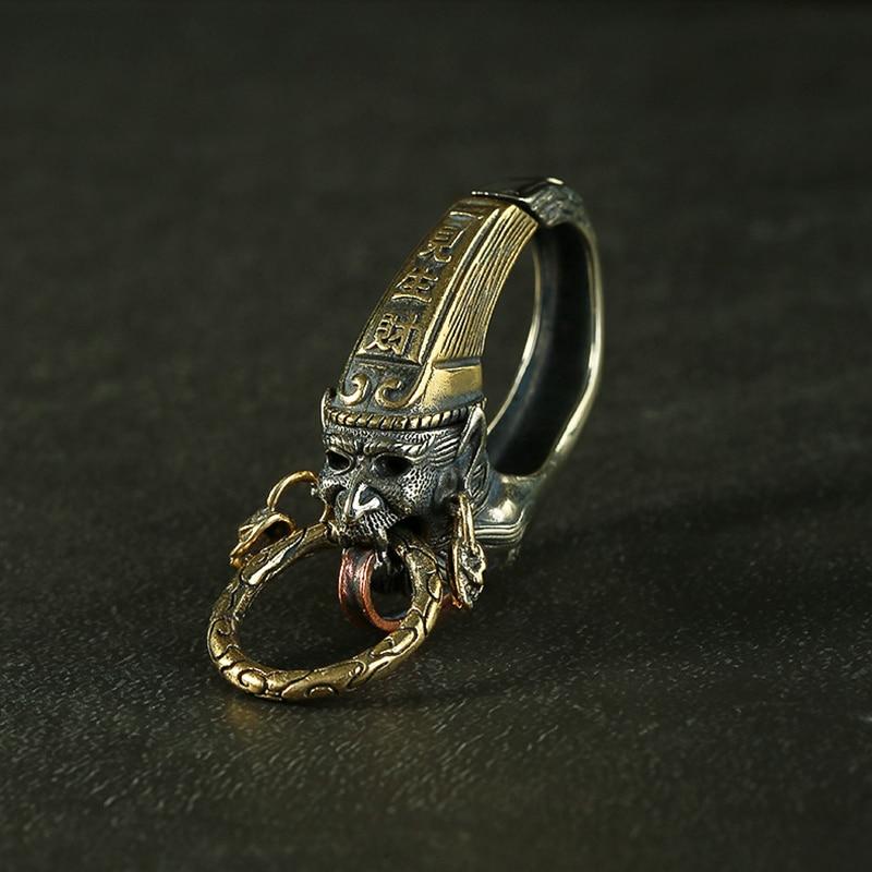 brass ghost keychain (9)
