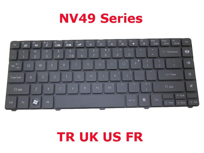 Laptop Keyboard for ACER Gateway Turkey TR White NV49C52C NV49C53C NV49C54C NV49C55C NV49C56C NV49C62C NV49C63C NV49C64C NV49C65C NV49C66C NV49C67C NV49C73C