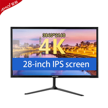 Amoi IPS monitor gamer 4K 28 inch 3840 *2160 LCD monitor pc 2k Flat panel monitor display for desktop computer gaming monitors
