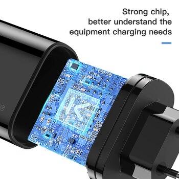 Зарядное устройство KUULAA с USB-портами и поддержкой быстрой зарядки 3,0, 30 Вт 5
