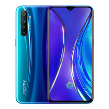"Realme X2 Smartphone 6.4 ""'Fhd Snapdragon 730G Octa Core RAM 6GB 64GB 64MP Kamera NFC VOOC 30W Charger Cepat 4G Mobile Ponsel(China)"