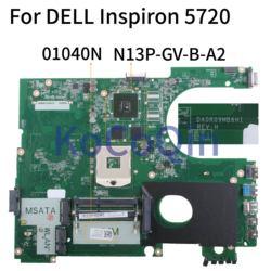 KoCoQin płyta główna płyta główna laptopa do DELL Inspiron 17R 5720 N7720 SLJ8C płyty głównej płyta główna CN-01040N N13P-GV-B-A2 DA0R09MB6H1 dla 7720 072P0M