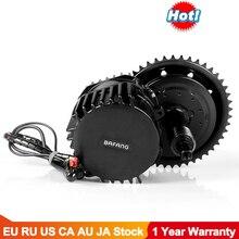BafangドライブモータBBS01B BBS02B bbshd電動自転車変換キット36v 48v 250ワット350ワット500ワット750ワット1000ワットブラシレス電動自転車モーター