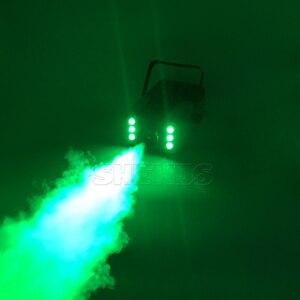 Image 5 - Mini 900W RGB 3IN1 Macchina Della Nebbia di Controllo Remoto della Pompa Della Discoteca del DJ Macchina del Fumo per la Cerimonia Nuziale Del Partito Di Natale Fase Fogger macchina