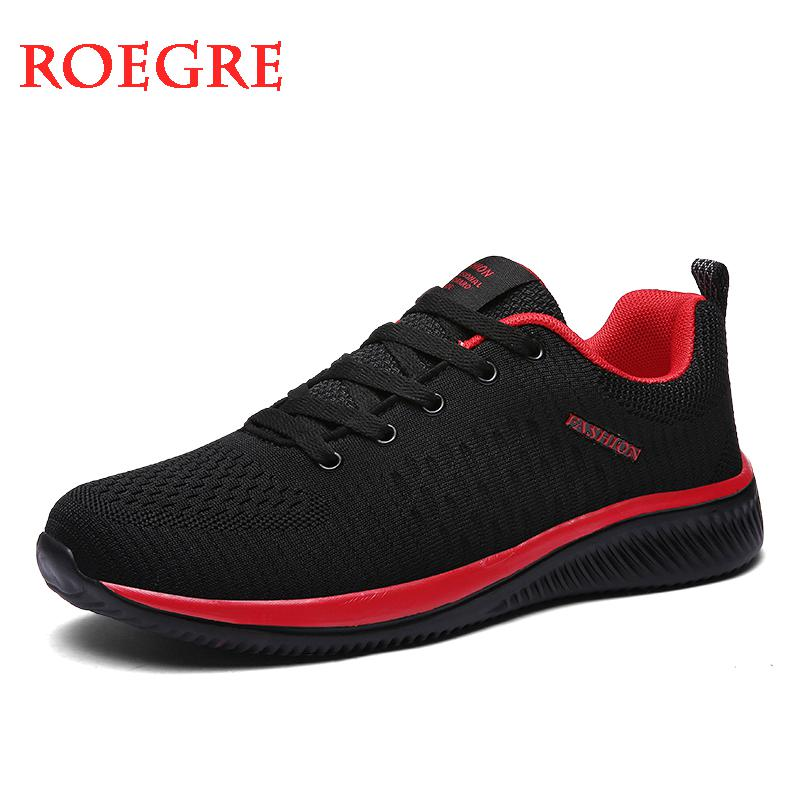 New Mesh Men Casual Shoes Big Size Lace-up Men Shoes Lightweight Comfortable Breathable Walking Sneakers Tenis Feminino Zapatos