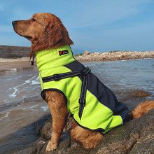 Wholesale Pet Products Waterproof Large Dog Jacket Winter Do