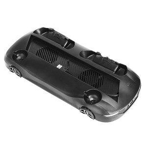 Image 3 - Bevigac Đa Chức Năng Làm Mát Đế Sạc Đứng Với 3 Cổng USB Dành Cho Máy Chơi Game Sony Playstation 4 PS4 Pro Slim PS Di Chuyển bộ Điều Khiển