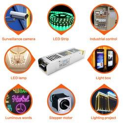 AC DC Bench LED Transformer Power Supply 12V 3A 5A 10A 12.5A 15A 20A 30A LED Driver Switching Power Source AC TO DC 220V TO 12V