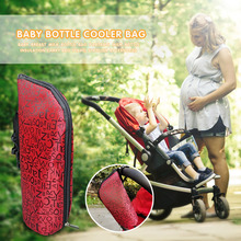 Baby Feeding Milk Bottle Warmer Portable Insulated Bags Non-toxic Bottle Holder Thermal Bags Child Stroller Accessories