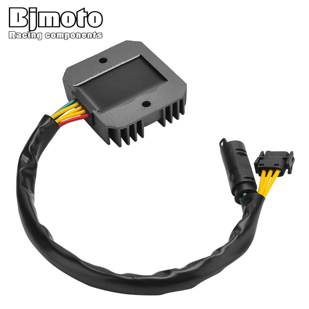 Metal Voltage motocross regulator rectifier For BMW G650 GS 650GS GS650 G650GS R131 2008-2015 Sertao R134 2007-2013 2014 2015 image