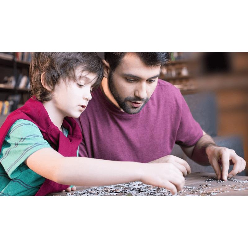 Puzzle 3000 pièces turc ballon à Air chaud plus épais paysage Puzzle jouets éducatifs pour adultes enfants enfants jeu jouets - 4