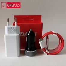 Original EU UNS UK ONEPLUS 7 Dash Auto ladegerät One plus 6t 6 5T 5 3T 3 smartphone 5 V/4A Schnelle Ladung USB wand power Adapter