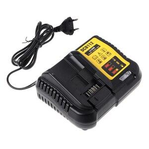 Image 5 - 20V 6000mAh dla obsługi DeWalt DCB200 MAX akumulator elektronarzędzia bateria zastępcza DCB181 DCB182 DCB204 DCB101 DCF885 DCF887