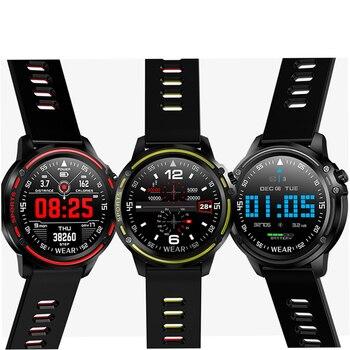 Smartwatch Heart Rate Blood Pressure Monitoring Klok Zegar Relogios Masculinos Horloges Mannen Montre Homme Zegarek Męski