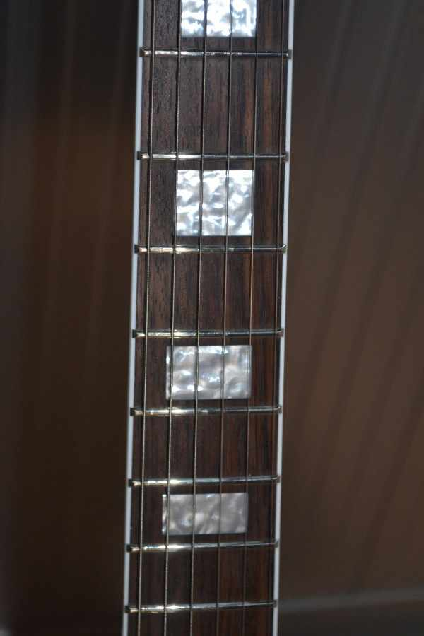 Livraison gratuite nouveau haut de gamme instrument de musique TD vin rouge guitare électrique Semi-creux hai3 355