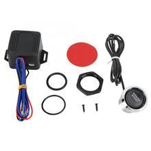 Автомобильный двигатель, пусковая остановка, кнопка Зажигания, стартовый набор, автоматическая модификация, вспомогательное зажигание, переключатель, без ключа, пусковое устройство