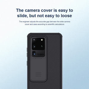 Image 2 - For Samsung Galaxy S20 Ultra 5G Nillkin CamShield Pro Slide Camera Cover For Samsung Galaxy S20 / S20 Plus Lens Protection Case