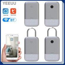 Yeeuu Tuya Smart Key Opslag Lock Box Bt 4.2 Draadloze Netwerk Wachtwoord Sleutel Kluis App Afstandsbediening Key Lock box Weerbestendig