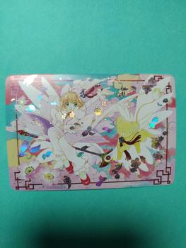 CLAMP Card Captor zabawki Hobby Hobby kolekcje kolekcja gier karty Anime tanie i dobre opinie TAKARA TOMY Q974 8 ~ 13 Lat 14 Lat i up 2-4 lat 5-7 lat Chiny certyfikat (3C) Zwierzęta i Natura Fantasy i sci-fi