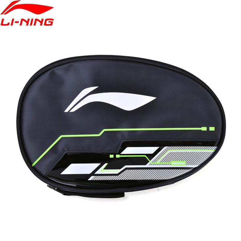 Li-Ning Table Tennis Rackets Bag LiNing Professional Polyester Racquet Li Ning Sport Bags ABJP112 ZYF349