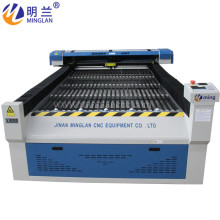 1300*2500mm CO2 metal laser cutter cut metal